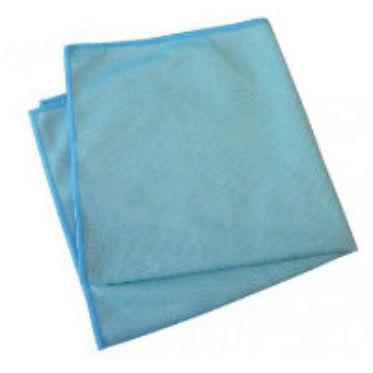Салфетка из микрофибры для мытья стекол 40*40 см.