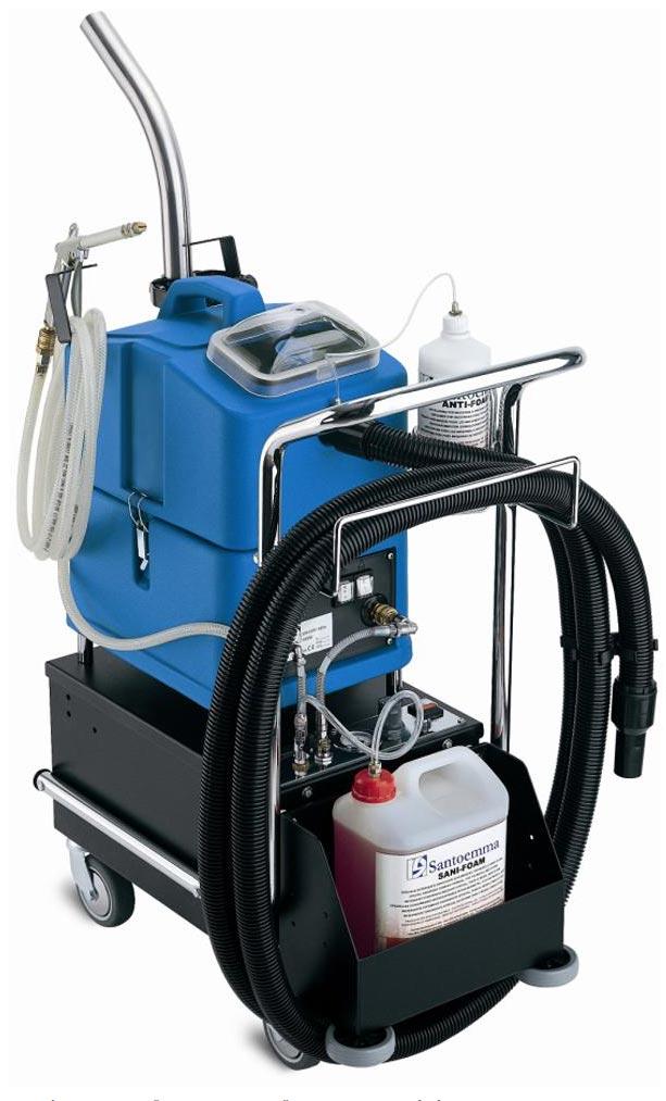 Многофункциональный аппарат для пенной чистки FOAMTEC 15 (Sabrina)