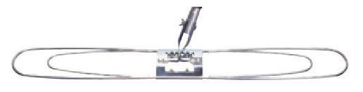 Держатель мопа для влажной уборки, 110 см